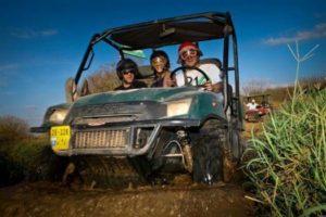 יום כיף בצפון - טיול רכבי רנג'רים